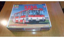 Сборная модель Ликинский автобус 5256 от AVD models, сборная модель автомобиля, scale43