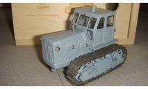 Т100 ЧТЗ СКЕЙЛ, масштабная модель трактора, scale43