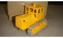 ЧТЗ Т108 RTM, масштабная модель трактора, scale43