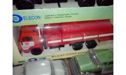 Масштабная модель КамАЗ-53213 пожарный (Элекон), масштабная модель, 1:43, 1/43