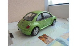 1/43 Cararama Volkswagen NewBeetle 2000