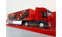 1/43 New Ray Iveco Stralis Ducati Corse Нью Рэй, масштабная модель, New-Ray Toys, scale43