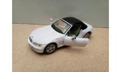 1/43 Cararama BMW Z3 Soft Top (Hongwell/Хонгвелл/Карарама)