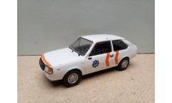 1/43 Полицейские машины мира (ПММ) №62 Volvo 343 Полиция Нидерландов