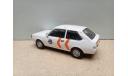 1/43 Полицейские машины мира (ПММ) №62 Volvo 343 Полиция Нидерландов, масштабная модель, Полицейские машины мира, Deagostini, scale43, Barkas