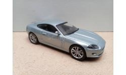 1/43 Суперкары №41 Jaguar XK Coupe (DeAgostini/ДеАгостни/ДеА)