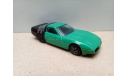 1/43 Bburago Chevrolet Corvette (Бураго made in Italy), масштабная модель, scale43, Mercedes-Benz