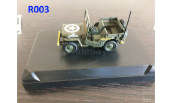 Jeep willys  Vitesse Victoria 1/43
