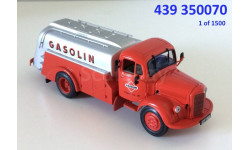 Mercedes Benz L 3500 tankwagen 'GASOLIN'  Minichamps 1/43