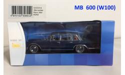 Mercedes 600 W100 SWB IXO 1/43