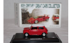 Mini Cooper 1970  delPrado 1/43, масштабная модель, scale43, Del Prado (серия Городские автомобили)