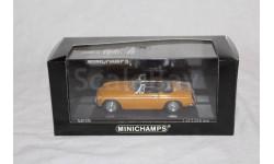 MG B Roadster 1967     Minichamps  1/43