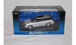 Subaru Legasy GTB 1999   AutoArt   1/43