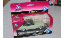 Studebaker Silver Hawk 1957 hard top 09_89       SOLIDO   1/43