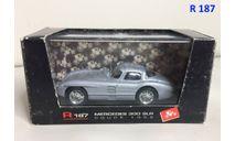 Mercedes Benz 300 SLR 1955 BRUMM  1/43, масштабная модель, 1:43, Mercedes-Benz