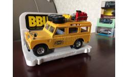 Land Rover Aziza    Bburago  1/24