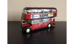 Corgi RTL Barton Centenary Double Decker Bus   1/50