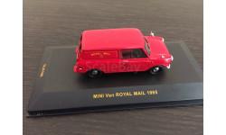 Мини Mini Van Royal Mail  IXO 1:43 CLC108