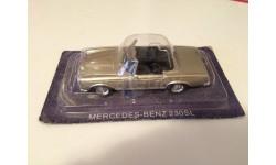 Mercedes 230 SL W113 1968 De Agostini 1/43