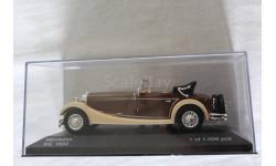 Mercedes  SS  WhiteBox 1/43, масштабная модель, scale43, Mercedes-Benz