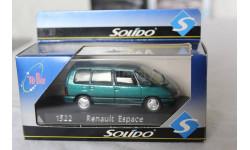 Renault Espace    Solido   1/43, масштабная модель, scale43