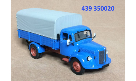 Mercedes Benz L 3500 1950 Minichamps 1/43, масштабная модель, 1:43, Mercedes-Benz