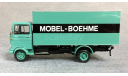 Mercedes LP608 MOBEL-BOEHME 1/43, масштабная модель, Norev/DeAgostini, Mercedes-Benz, scale43