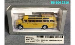 Mercedes Benz O 3500 DBP Minichamps 1/43