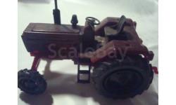 1:43  Трактор  МТЗ-82  Belarus