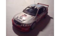 (197)  1:43 Atlas Hyundai accent WRC Montecarlo 2003