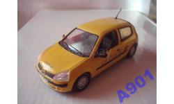 (233)  1:43   Renault Clio II 2002г U N