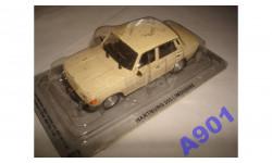 (75)  1:43 Wartburg 353 Limousine- Kultowe auto