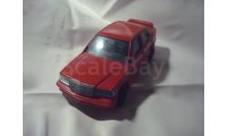 1:43   Mercedes-Benz 190E    Bburago