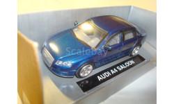 1:43 Audi A4 - Ауди А4 NEW RAY, масштабная модель, НЬЮ РЕЙ, 1/43