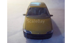 1:43 FIAT PUNTO MADE iIN ITALY, масштабная модель, Bburago, scale43