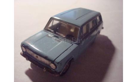 1:43  ВАЗ-2102 А11  СССР  Made in USSR  1988г  Обмен, масштабная модель, Тантал, 1/43