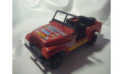 1:43 Джип Jeep CJ-7 Renegade 4x4 Bburago Made in Italy 1990-е