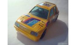 1:43 Peugeot 205 TURBO 16 Made in Italiy, масштабная модель, 1/43