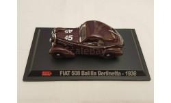 FIAT 508 Balilla Berlinetta - 1936 (1000 MIGLIA)
