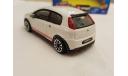 Fiat Abarth Grande Punto, масштабная модель, Bburago, scale43