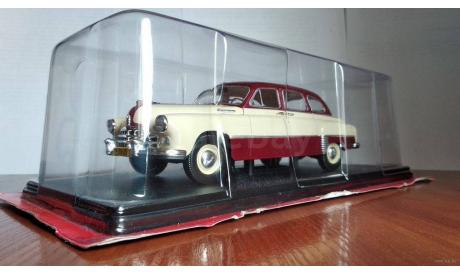ГАЗ-12, масштабная модель, Hachette, 1:24, 1/24