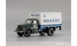 Горьковский грузовик тип АФ-51 'Молоко'
