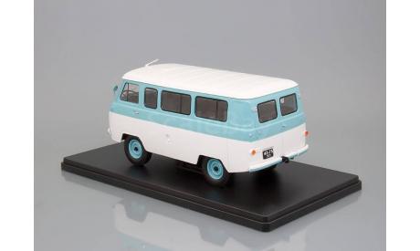 УАЗ-452, масштабная модель, Hachette, 1:24, 1/24