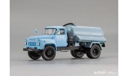 Горьковский грузовик тип АНМ-53А Ассенизаторная машина (1981 г.), L.e. 300 pcs.