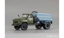 Горьковский грузовик тип АНМ-53А Ассенизаторная машина (1971 г.), L.e. 300 pcs.
