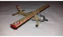 pzl-104 wilga, сборные модели авиации, 1:72, 1/72