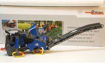 1/50 фреза дорожная Wirtgen 100F 1:50 редкая, масштабная модель трактора