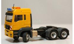1/50 седельный тягач MAN Liebherr 6x4 грузовик 1:50 редкий