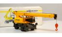 1/50 кран Sennebogen S613 1:50 редкий, масштабная модель трактора, NZG
