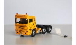 1/50 английский тягач ERF грузовик JCB 1:50